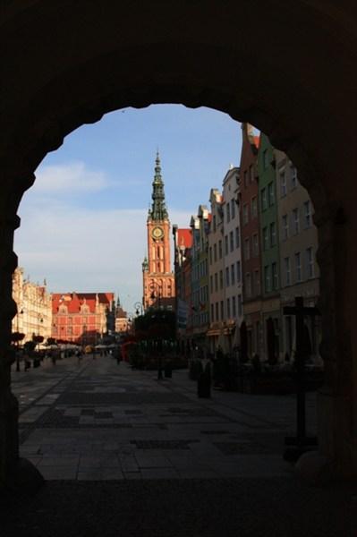 Гданьск. Заглянем в Старый город