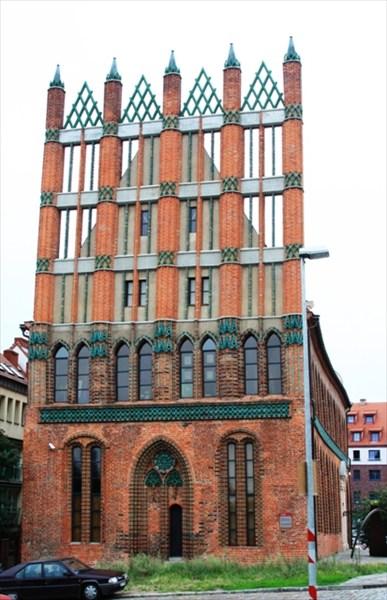 Старая ратуша в Щецине