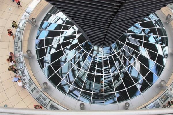 Внутри Бундестага