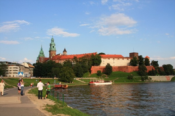 Краковский замок Вавель