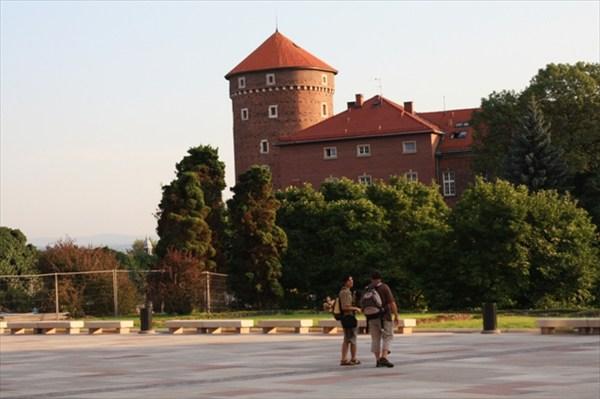 Краковский замок
