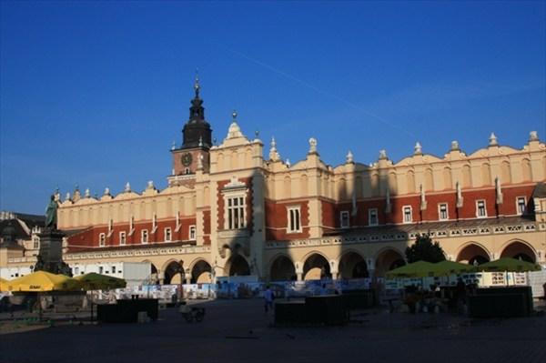 Старый рынок (Сукенице) в Кракове