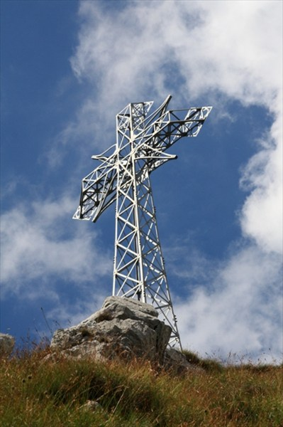 Крест на Гевонте
