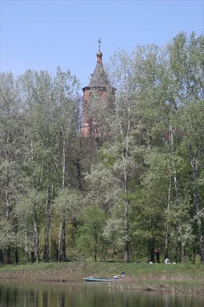 Красавец монастырь....