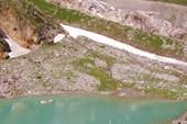небольшое ледниковое озеро