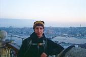 Панорама Галатской башни