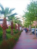 Городские улочки