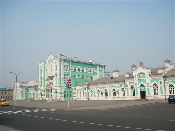 Череповец, вокзал