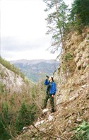 Поисковая экспедиция на хр.Дженту май 2000г. рук.Корочкин.. (c)