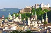 Исторический центр города Зальцбург