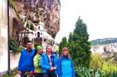 Пещерный монастырь в Бахчисарае