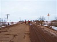 Дорога к Коростыни