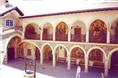 Монастырь на Тродосе