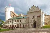 Замок Казимира Великого