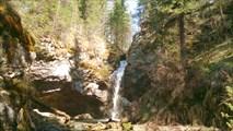 Водопад Сага