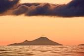 Утро над вулканом