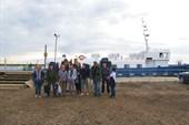 Отплываем на Соловки