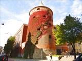 Башня музея армии