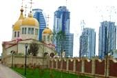 Церковь в Грозном