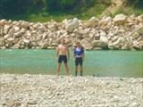 у реки Пшеха