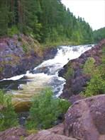 Водопад Кивач-водопад Кивач