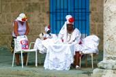 В центре Старой Гаваны
