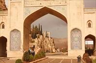 Шираз. Ворота Корана