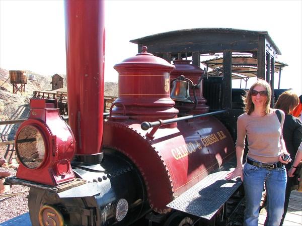 055-Поезд