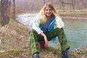 Ольга на стапеле