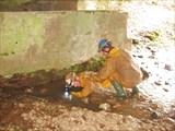Помывка грязных спелеологов