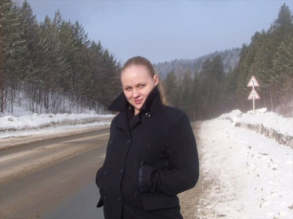 По дороге в Стерлитамак