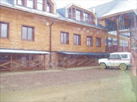 Центр спортивной подготовки реабилитации спасателей Ергаки