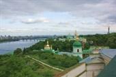 Киев панорама от лавры