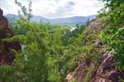 Ниже мост у Ефремкино