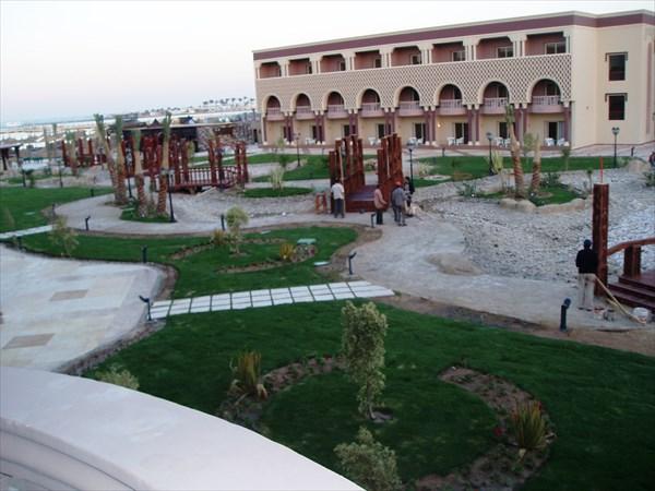 Хургада март 2007