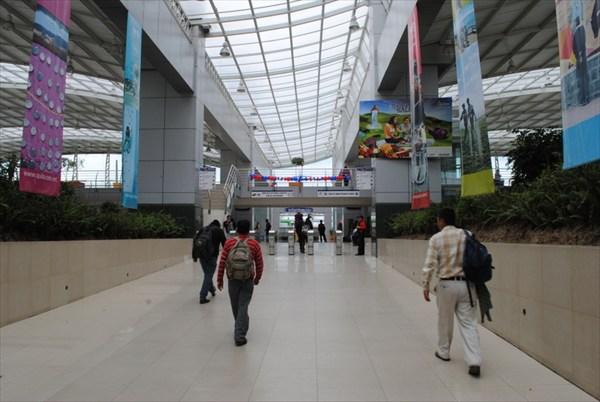 Автовокзал Кито