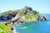 Gaztelugatxe5-остров Гастелугаче