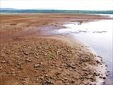 232 Начало Большого Каса - здесь недавно стояла вода