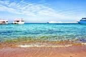 Пляж Хургады