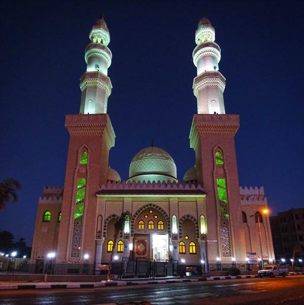 Мечеть в Асуан
