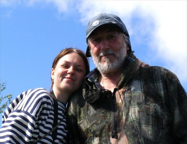 Туристы из Свердловска
