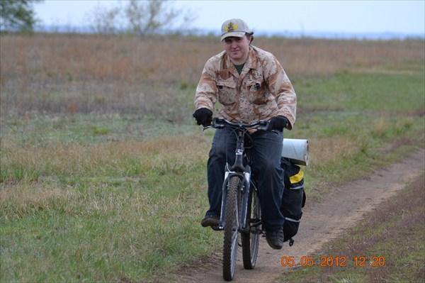 Игорек педалит