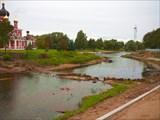 Речка Порусья