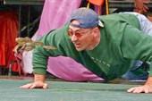 Прыгающая лягушка из Калавераса