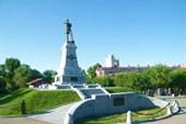 Памятник графу Муравьеву-Амурскому