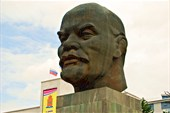 Памятник Ленину, Улан-Удэ