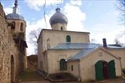 Порхов - Никольская церковь