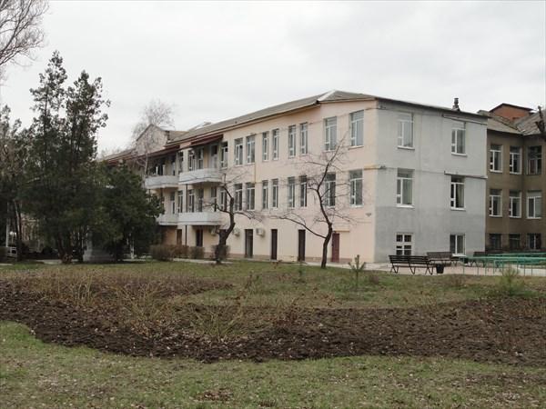 """""""Славянский"""" - единственный санаторий, не занятый военными"""