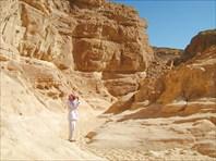 На подходе к каньону