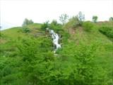 Валентиновский водопад в г. Ровеньки.